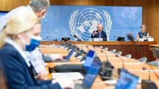 گیر پدرسون، نماینده ویژه سازمان ملل در امور سوریه