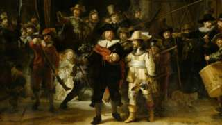 Rembrandt's Nightwatch