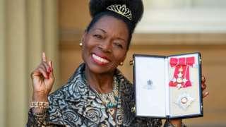 Dame Floella Benjamin in 2020
