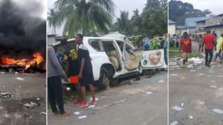 Cross River State Looting