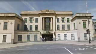 Three men are on trial at Oxford Crown Court