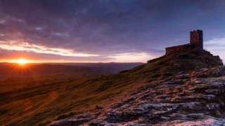 Dartmoor sunrise