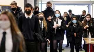 high school masks