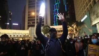 香港「民陣」星期日發起「國際人權日遊行」