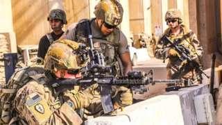 Irak'taki ABD askerleri