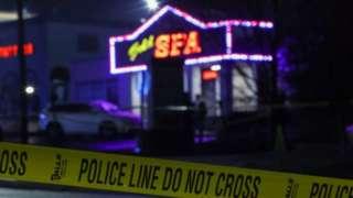ร้านโกล์ด สปา เป็นหนึ่งในสปา 3 แห่งในเมืองแอตแลนตา รัฐจอร์เจียที่มือปืนก่อเหตุยิง