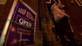 Soup Kitchen open