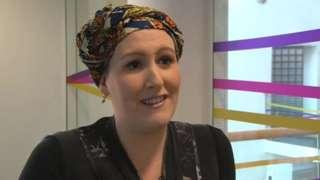Samantha Sinykena Leicester mental health referral