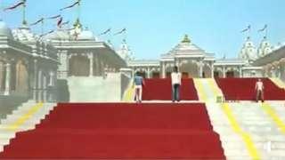 अयोध्या के राम मंदिर से जुड़े भ्रामक वीडियो का भंडाफोड़