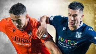 Dundee Utd v Dundee