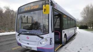 FirstGroup bus