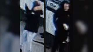CCTV of two boys