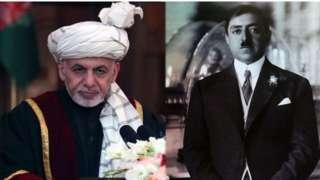 د افغانستان واکمنان