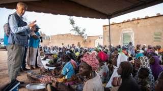 Filippo Grandi appelle à mobiliser au moins 300 millions de dollars pour assister les déplacés internes au Burkina Faso.
