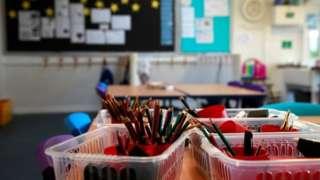 empty classroom generic image