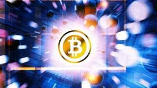 Логотип Bitcoin