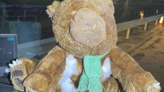 Arthur the teddy