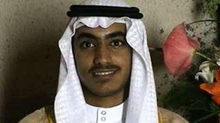 آمریکا برای اطلاعاتی که به دستگیری حمزه بین لادن منجر شود یک میلیون دلار جایزه تعیین کرده بود