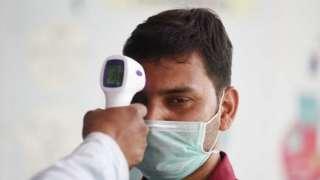 India fever testing