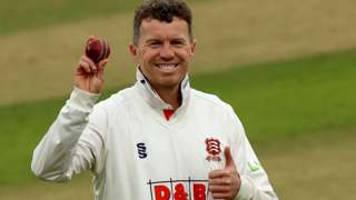 Peter Siddle had only taken six wickets for Essex once before, 6-104 against Surrey at the Oval in 2019