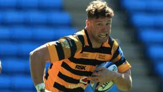 Wasps' Will Rowlands
