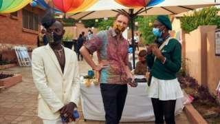Ghana gay pipo