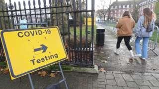 Testing in Greenwich