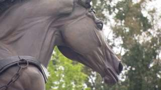 Free Spirit statue