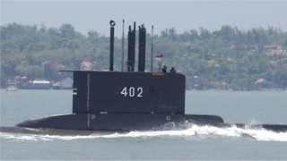 Фрагменти зниклої субмарини знайшли біля берегів Балі. На борту було понад 50 людей