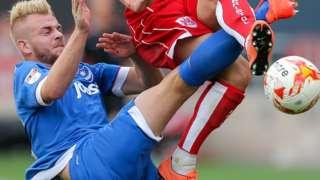 Portsmouth defender Jack Whatmough