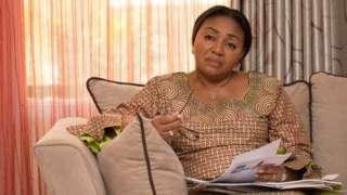 Bi Denise Tschisekedi ni Balozi wa nia njema wa Mfuko Umoja wa mataifa wa idadi ya watu (UNFPA)