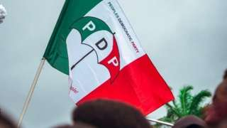PDP National Chairman Uche Secondus: NWC endorse Yemi Akinwonmi as Secondus replacement