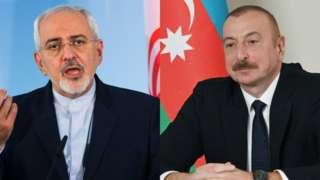 Məhəmməd Cavad Zərif, Azərbaycan Prezidenti İlham Əliyev