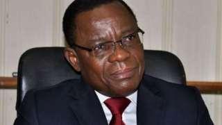 Maurice Kamto, leader of Cameroon Renaissance Movement.