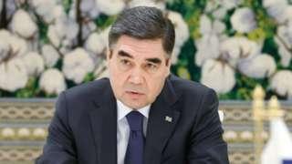 Gurbanguly Berdymukhamedov