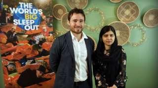Social Bite Malala Yousafzai