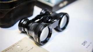 Двоглед који је припадао Мати Хари, легендарној шпијунки