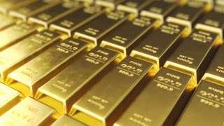 Generic gold bars