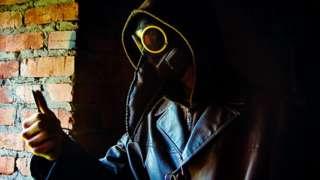 Чумная маска