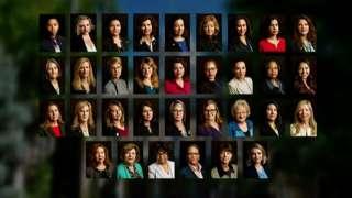 Nevada's women legislators