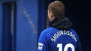 Everton fan