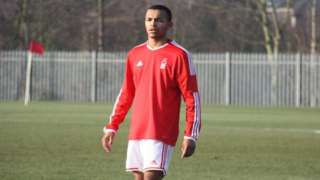 Luke Thomas Nottingham Forest