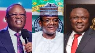 """Zamfara State Governor Bello Matawalle"": PDP leaders wey don join APC since 2019"