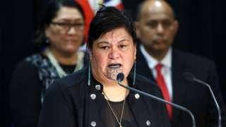 Yeni Zelanda Dışişleri Bakanı Nanaia Mahuta