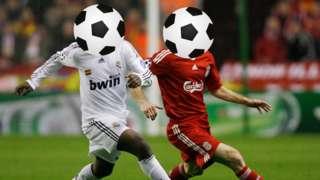 Liverpool v Real Madrid