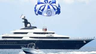 Equanimity superyacht