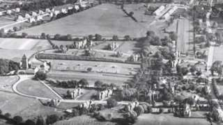 Archive picture of the site