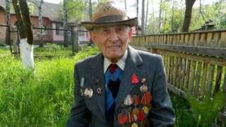 Іван Мамчур зустрів 9 травня 1945 року в Берліні