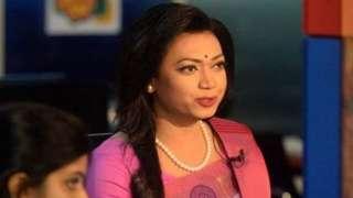 پہلی خواجہ سرا ٹی وی پیش کار