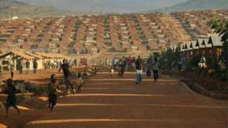 The Mahama camp is home to more than 54,000 Burundian refugees